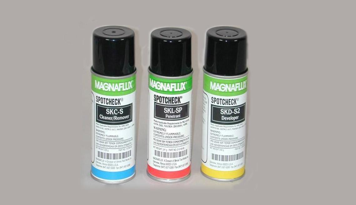 DPT Test Kit / Dye Penetrant Inspection Kit – Testing, Inspection ...