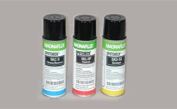 1    dye-penetrant