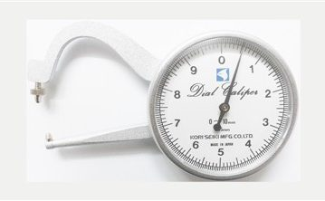 31    kori dial caliper p type