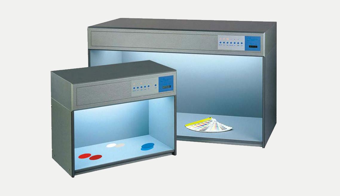 9      D65-TL84-UV-F-A-Colour-assessment-cabinet-Color-light-box-Color-viewing-booths-T60-4