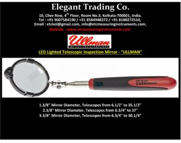 Ullman LED Lighted Telescopic Inspection Mirror_0001