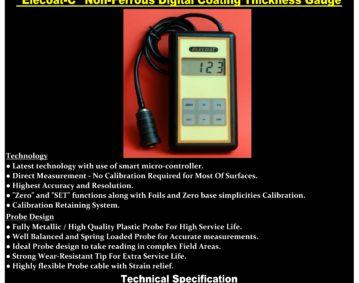 ETC ELECOAT C Non Ferrous Digital Coating Thickness Gauge _001
