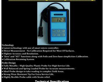 ETC ELECOAT M Ferrous Digital Coating Thickness Gauge _001