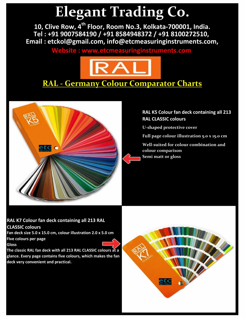 RAL Colour Comparator Chart_0001